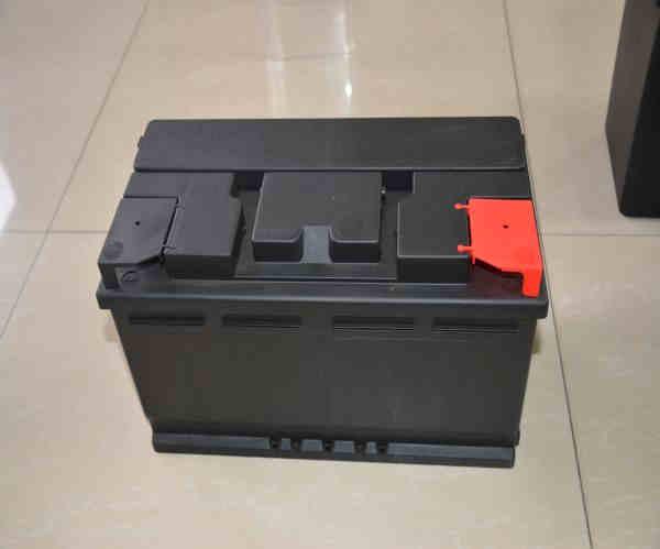 电池盒模具3