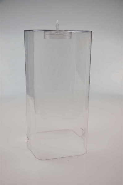 云南方形透明酒盒
