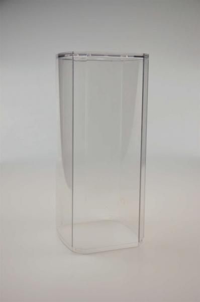 云南方形带孔透明酒盒