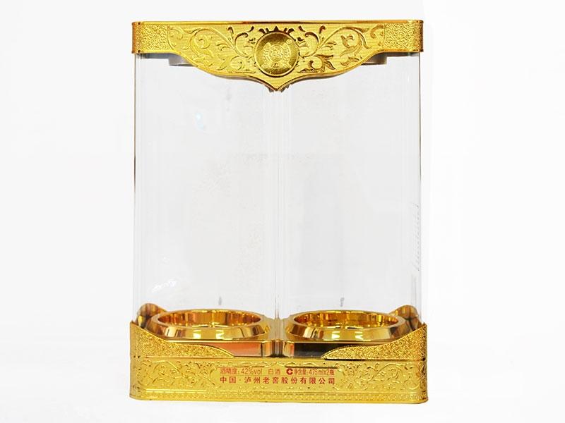 透明酒盒批发